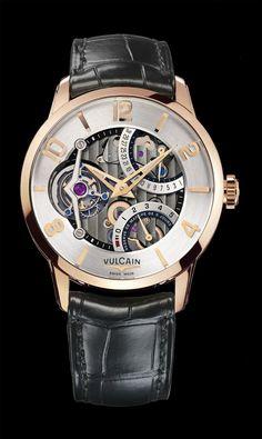 Vulcain - Tourbillon #bremont Swiss Watchmakers #horlogerie #vulcain @calibrelondon