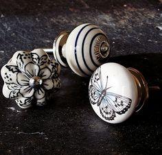 Contemporary Ceramic Drawer Knob