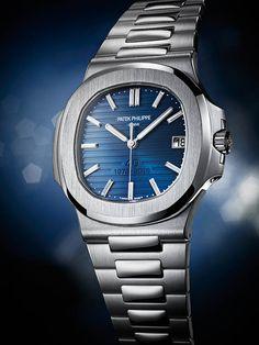 La Cote des Montres : La montre Patek Philippe Nautilus référence 5711/1P – Edition limitée 40e anniversaire - Du platine pour un bel anniversaire