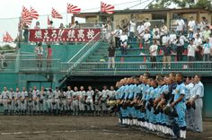 Japan's National High School Baseball Tournament (Koshien)