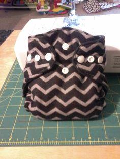 Newborn chevron cloth diaper with umbilical snap https://www.facebook.com/erikawahm1?ref=bookmarks