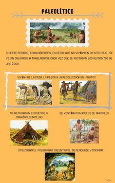 Super cuaderno dossier para trabajar la prehistoria -Orientacion Andujar Flipped Classroom, Home Schooling, Kids Education, Social Studies, Biology, Culture, Learning, History, Books
