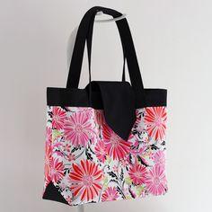 Sac Grand Madison Triangle Bag, Ted, Tote Bag, Boutique, Laetitia, Code Promo, Pattern, Bags, Couture Sac