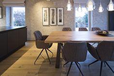 Kochen und Essen - Trixl Einrichtung Conference Room, Dining Table, Furniture, Home Decor, Cooking, Eten, Homemade Home Decor, Dinning Table Set, Meeting Rooms