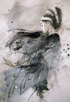 "mybeautifulcorner: "" by Luis Royo """
