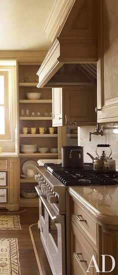 Tucker Marks | Traditional Kitchen