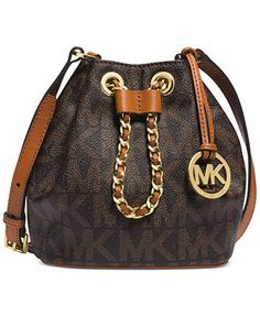 MICHAEL Michael Kors Frankie Drawstring Crossbody.  A I just love mine!