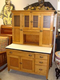 Finest Sellers Oak Tawny Cabinets Fantastic Antique Hoosier Style Sellers Oak Cabinet Completed With Wilson Kitchen Cabinet Hoosier