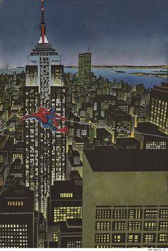 Spider-Man by John Romita, Jr.