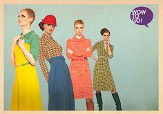 Retro Vintage look WOW To Go!   Winter 2012   WTG Feel Good fashion