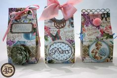 Denise hahn graphic 45 sweet sentiments easy treat boxes