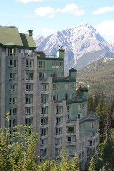 A wonderful resort I use to work at. The Rimrock Resort Hotel - Banff, Alberta