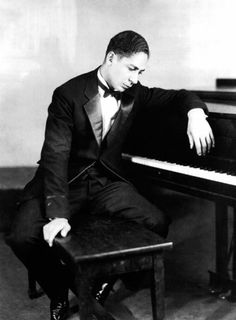 Pianist and composer Jelly Roll Morton was born in New Orleans, LA, #onthisday in 1890.