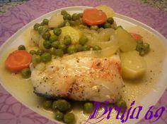 La cocina de bruja_69: Lomos de merluza con verduras, Fussioncook.