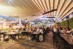 Public Transport, Restaurant, Interior Design, City, Building, Projects, Home Decor, Nest Design, Log Projects