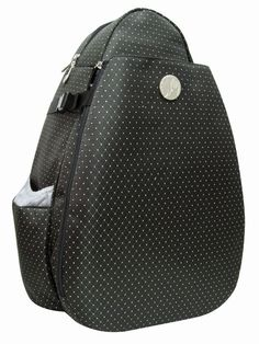 Tennis Bags - Fashion Tennis Bags in three styles, dozens of colors, patterns prints, florals, checks and dots by Jet Imports