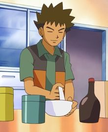 Need ideas for a Brock cosplay look, we got you covered (Onix not included). First Pokemon, Pokemon Fan, Brock Pokemon, Ash And Dawn, Red Team, Earth Tone Colors, Pokemon Cosplay, Team Rocket, Weird Creatures