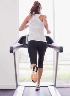 Get In and Get Out With a 20-Minute Treadmill Workout -  If you only have a short window to spare for a midday workout, try this challenging 20-minute treadmill routine. Beyond switching up the speed every two minutes, you'll also be changing the incline, which challenges the body to work even harder. Even after this short cardio session, you'll feel light, energized, and ready to power through the rest of your day. Keep reading for the 20-minute plan.