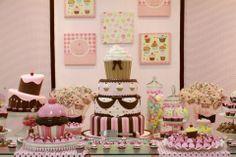 Festa Cupcake - Ama Eventos