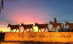 Celebrating 150 Years of the Chisholm Trail in Cleburne, Texas: 2 Exhibitions in 1 Hearty Town