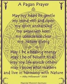 Blessed Be and Welcome to a safe spot online for all Wicca and Paganism related topics.