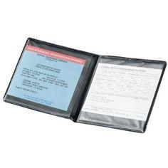 Car Insurance & Registration Wallet