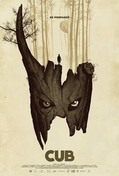 Cub Poster by Justin Erickson