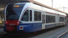 Stadler GTW 2/6 della Società Ferrovie Udine-Cividale