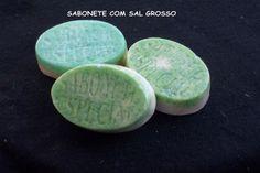 Sabonete de Sal Grosso