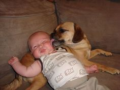 kids animals 10 Daily Awww: Double the cute, double the fun: Kids with animals (35 photos)