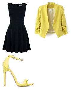 """""""YELLER"""" by lori-mauldin on Polyvore featuring Oasis"""