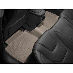 Weathertech Custom Fit Rear Floorliner For Toyota Camry Seda - TAN