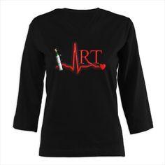 Respiratory Therapy Womens Long Sleeve Shirt (3/4 Sleeve) on CafePress.com