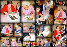 EHPAD ,Montessori, maison de retraite, seniors, personnes âgées ,A travers cet atelier de manipulation, nos objectifs sont multiples:  -Reproduire l'organisation dans l'espace d'un ensemble limité d'objets.  -habilitée motricité liée à la coordination du geste  -Adapter son geste aux contraintes matérielles (instruments, supports, matériels).      -Redécouvrir les objets techniques usuels. (Leur usage et leur fonctionnement: à quoi ils servent, comment on les utilise) -etc. ...