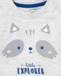 8fedf66b3 Camiseta de bebé Unit Panda · Moda y Accesorios · Hipercor