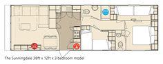 crystal lodge static caravan floor plans - Google Search
