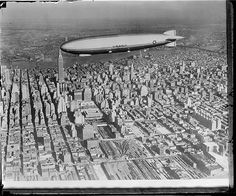 Los Angeles over New York