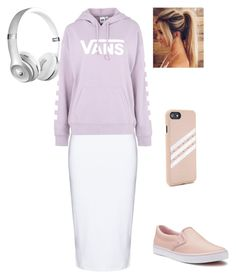Lazy day by bizzybelle16 on Polyvore featuring polyvore, fashion, style, Vans, Peter Luft, adidas and clothing