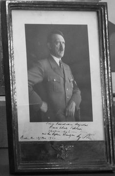 This photograph's inscription reads: His Imperial Majesty – Reza Shah Pahlavi – Shahanshah of Iran – With the Best Wishes – Berlin, 12 March 1936 – Adolf Hitler. Pahlavi Dynasty, German Uniforms, National Archives, Blue Bloods, World War Two, Ancient History, I Fall In Love, Germany, The Originals