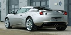 Lotus doesn't generally do practical cars, but the Evora is surprisingly usable. You can have it with two tiny back seats, which can fit a child with some effort, and it comes with a small trunk behind the mid-engine.