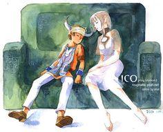 ICO by shel-yang on DeviantArt