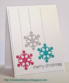 12 10 14; Wow! Another 5-minute Christmas card!; Lawn Fawn Stitched Snowflakes die; Lawn Fawn Trim the Tree stamp set