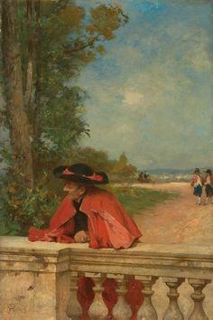 Ferdinand Heilbuth (1826-1889) French Painter