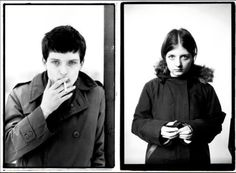 The Late Ian Curtis and his Daughter Natalie Curtis