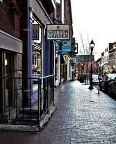 Old Port, Portland Maine. Credit: Steve Dunbar dunbarphotographic http://www.flickr.com/photos/dunbarphotographic/6447953797/