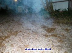 Explore the Paranormal with Ocala Ghost Walks & Historical Tours