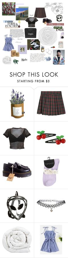 """""""- i've been movin' on since we said goodbye"""" by for-your-eyesonly ❤ liked on Polyvore featuring Vera Wang, Potting Shed Creations, Chanel, Fountain, Dr. Martens, Topshop, O-Mighty, ASOS, Brinkhaus and Kendra Scott"""