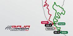 Sigue la Baja Aragón 2014 sobre el terreno