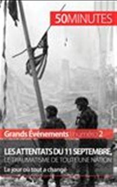 Découvrez enfin tout ce qu'il faut savoir sur le 11 septembre en moins d'une heure ! Le 11 septembre 2001, le monde entier est sous le choc : deux avions viennent de s'écraser sur les tours du World Trade Center, à New York, entraînant la mort de près de 3 000 personnes. Quelques minutes plus tard, un troisième s'écrase contre le Pentagone. Pour les États-Unis, le réveil est brutal : jamais le territoire américain n'avait été attaqué avec une telle violence. Pour George W. Bush, une chose…