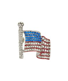 Another great find on #zulily! American Flag Brooch #zulilyfinds
